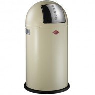 Wesco pushboy 50l amandel